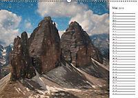Kunstvolle Landschaften - Gemaltes Südtirol (Wandkalender 2019 DIN A2 quer) - Produktdetailbild 5