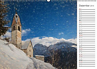 Kunstvolle Landschaften - Gemaltes Südtirol (Wandkalender 2019 DIN A2 quer) - Produktdetailbild 12