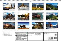 Kunstvolle Landschaften - Verträumte Bilder (Wandkalender 2019 DIN A3 quer) - Produktdetailbild 13