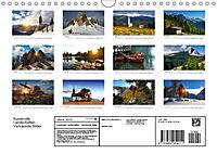 Kunstvolle Landschaften - Verträumte Bilder (Wandkalender 2019 DIN A4 quer) - Produktdetailbild 13