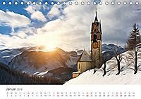 Kunstvolle Landschaften - Verträumte Bilder (Tischkalender 2019 DIN A5 quer) - Produktdetailbild 1