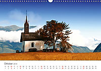 Kunstvolle Landschaften - Verträumte Bilder (Wandkalender 2019 DIN A3 quer) - Produktdetailbild 10