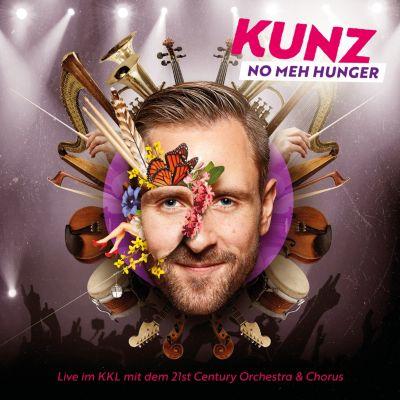 Kunz - No meh Hunger, Kunz