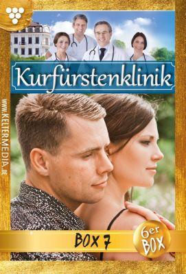 Kurfürstenklinik Box: Kurfürstenklinik Jubiläumsbox 7 - Arztroman, Nina Kayser-Darius