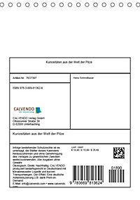 Kuriositäten aus der Welt der Pilze (Tischkalender 2019 DIN A5 hoch) - Produktdetailbild 13