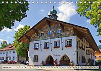 Kurort Bad Wiessee (Tischkalender 2019 DIN A5 quer) - Produktdetailbild 1