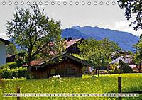 Kurort Bad Wiessee (Tischkalender 2019 DIN A5 quer) - Produktdetailbild 10