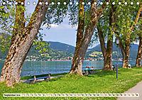 Kurort Bad Wiessee (Tischkalender 2019 DIN A5 quer) - Produktdetailbild 9