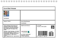 Kurort Bad Wiessee (Tischkalender 2019 DIN A5 quer) - Produktdetailbild 13