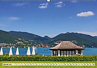 Kurort Bad Wiessee (Wandkalender 2019 DIN A2 quer) - Produktdetailbild 2