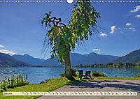 Kurort Bad Wiessee (Wandkalender 2019 DIN A3 quer) - Produktdetailbild 7