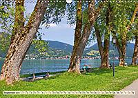 Kurort Bad Wiessee (Wandkalender 2019 DIN A3 quer) - Produktdetailbild 9