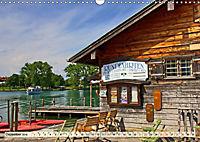 Kurort Bad Wiessee (Wandkalender 2019 DIN A3 quer) - Produktdetailbild 12