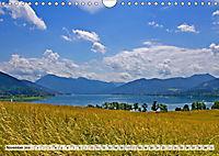 Kurort Bad Wiessee (Wandkalender 2019 DIN A4 quer) - Produktdetailbild 11