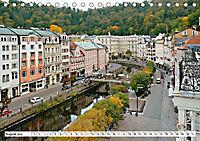 Kurort Karlsbad (Tischkalender 2019 DIN A5 quer) - Produktdetailbild 8