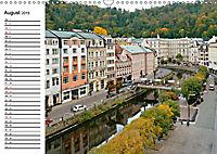 Kurort Karlsbad (Wandkalender 2019 DIN A3 quer) - Produktdetailbild 8