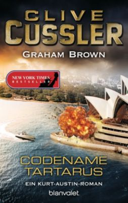 Kurt Austin Band 11: Codename Tartarus, Clive Cussler, Graham Brown