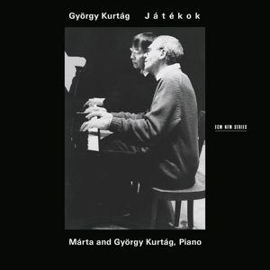 Kurtág, Bach: Játékok, Marta Und György Kurtag