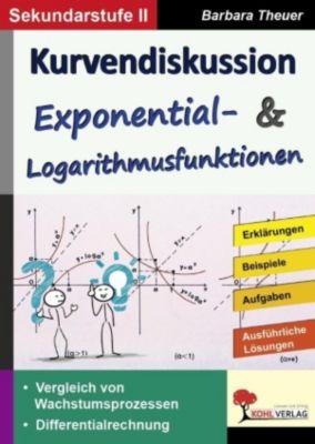 Kurvendiskussion / Exponential- & Logarithmusfunktionen, Barbara Theuer