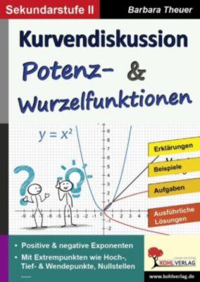 Kurvendiskussion / Potenz- & Wurzelfunktionen, Barbara Theuer
