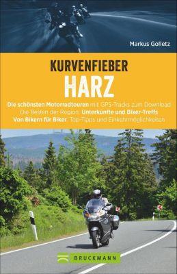 Kurvenfieber Harz, Markus Golletz