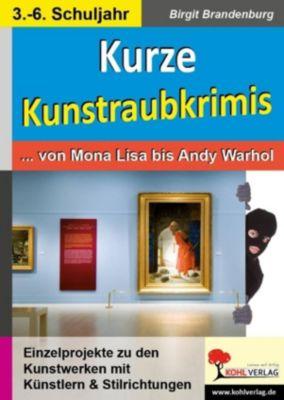 Kurze Kunstraubkrimis, Birgit Brandenburg