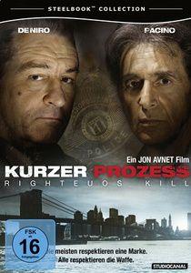 Kurzer Prozess - Righteous Kill, Russell Gewirtz