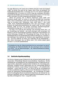 Kurzgefasste Statistik für die klinische Forschung - Produktdetailbild 10