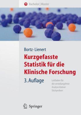 Kurzgefasste Statistik für die klinische Forschung, Jürgen Bortz, Gustav A. Lienert