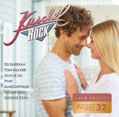 KuschelRock 32 (Exklusive Gold Edition) (2 CDs), Diverse Interpreten