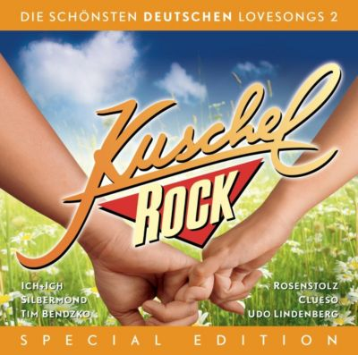 KuschelRock - Deutsche Lovesongs Vol. 2, Various