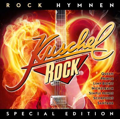 KuschelRock - Rock Hymnen, Diverse Interpreten