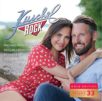 KuschelRock Vol. 33 (Exklusive Gold Edition) (2 CDs)