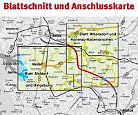 KVplan Kombi Mitteldithmarschen - Albersdorf & Hanerau-Hademarschen; Mitteldithmarschen - Meldorf und Umgebung, 2 Bl. - Produktdetailbild 1