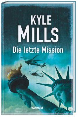 Kyle Mills, Die letzte Mission, Kyle Mills