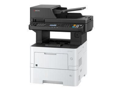KYOCERA ECOSYS M3645dn mono laserprinter 45ppm print scan copy fax