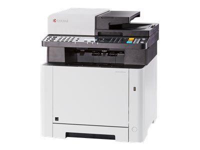 KYOCERA ECOSYS M5521cdw KL3 color MFP A4 print scan fax duplex wlan + KYOLife 3 Jahre Vor-Ort