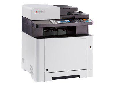 KYOCERA ECOSYS M5526cdn KL3 color MFP A4 print scan copy fax duplex netzwerk + KYOLife 3 Jahre Vor-Ort