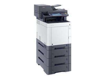 KYOCERA ECOSYS M6635cidn color MFP Print Copy Scan Fax Duplex Dual-scan Network A4