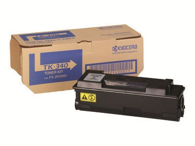 KYOCERA TK-340 Toner schwarz Standardkapazität 12.000 Seiten 1er-Pack