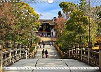 Kyoto Impressionen (Wandkalender 2019 DIN A4 quer) - Produktdetailbild 4