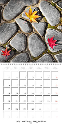 Kyoto (Wall Calendar 2019 300 × 300 mm Square) - Produktdetailbild 5