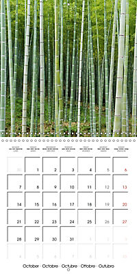 Kyoto (Wall Calendar 2019 300 × 300 mm Square) - Produktdetailbild 10