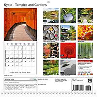Kyoto (Wall Calendar 2019 300 × 300 mm Square) - Produktdetailbild 13