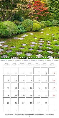 Kyoto (Wall Calendar 2019 300 × 300 mm Square) - Produktdetailbild 11