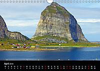 Kystriksveien und Trondheim (Wandkalender 2019 DIN A4 quer) - Produktdetailbild 4
