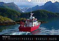 Kystriksveien und Trondheim (Wandkalender 2019 DIN A4 quer) - Produktdetailbild 2