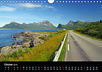Kystriksveien und Trondheim (Wandkalender 2019 DIN A4 quer) - Produktdetailbild 10