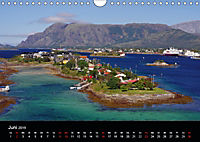 Kystriksveien und Trondheim (Wandkalender 2019 DIN A4 quer) - Produktdetailbild 6