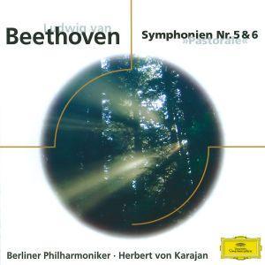 L. Van Beethoven - Symphony No.5 Opus 67 & No.6 Opus 68 Pastoral, Herbert von Karajan, Bp